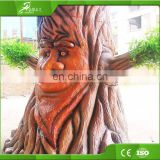 Interactive sing song branch move animatronic life size speaking trees