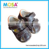 Brand New Baby's Boy Closed Toe Squeaky Summer Sandals Infant Size 0-3Y