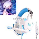 EACH G2100 Vibration Function Stereo Bass Gaming Headset for Computer