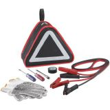 7 pcs roadside vehicle emergency tools kits