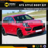 PUR Material popular products auto parts car accessories for cayenn-e 958 2015+ GTS Style body kits