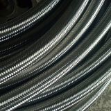 Stainless steel braided sleeving with Abrasion-resistant