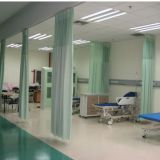 HIGH WARP DENSITY FR AND ANTIBACTERIAL MEDICAL CURTAIN