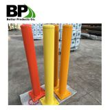 Bollards Galvanized Steel Pipe