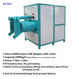 full-automatic lentil whole  peeling machine dry way grean ground bean dehulling polishing machine wheat seed peeling equipment