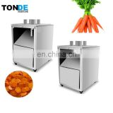 Super quality fruit and vegetable cutting machine for carrot onion lotus