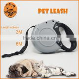 (1026) innovation pet product high quality retractable pet leash