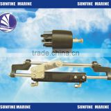 Marine Hydraulic Steering Gear System with cylinder/Hydraulic Outboard Steering System Kit