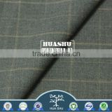 Hot selling Italian check fabric men's suiting for autumn winter season                                                                         Quality Choice