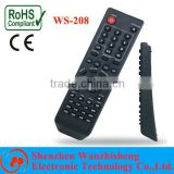 Best sell in all the world high qualtiy universal tv remote control custom tv remote control cheap tv remote control