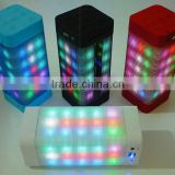2015 electronic gadgets mini abramtek bluetooth speaker led light bulb with bluetooth speaker
