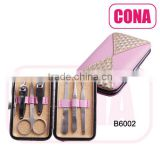 wholesale 6pcs manicure tool manicure set cosmetic tool                                                                         Quality Choice