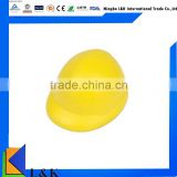 Promotional pu material stress toys hard hat pu stress relief toys