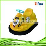 music light laser bumper car/ inflatable bumper car