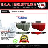 Weightlifting Belt Neoprene Mesh Gym Belts Ladies Workout Belt Fitness Equipments by FHA INDUSTRIES PAKISTAN