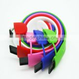 Rubber silicon usb bracelet,personalized usb bracelet,bulk cheap usb pen drive,free samples
