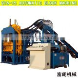 ultifunctional QT 6-15 Grave used Paving cheap concrete brick making machines Export Egypt