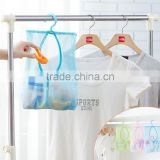 AN413 ANPHY Baby Cloth Hanging Bag Children Sock Underwear Storage Cabinet Organizer Baby Wear Holder Net Fabric Hanger