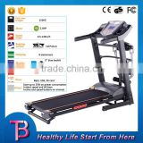 Cheap price DC motor electric speed fit manual folding mini treadmill