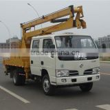 DongFeng crew cab 10 meter High-altitude Operation Truck aerial working platform
