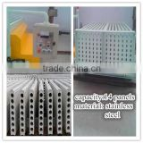 Lightweight Autoclaved Aerated Concrete AAC Panel Making Machines, Wall Panel Production Line