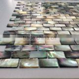 "12""x12"" black lip mother of pearl shell Mosaic                                                                                                         Supplier's Choice"