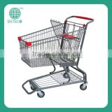 Hot sale supermarket grocery wagon with reasonable price