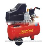 LeHua best sell gasoline/electric/diesel portable piston type direct cheap air compressor
