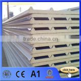 Polyurethane Sandwich Panel Insulated Roof Panels Manufacturers                                                                         Quality Choice