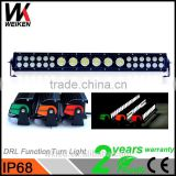 Cre e 132W Led Light Bar car kit atv 4x4 truck jeep led the lamp auto spare parts china supplier