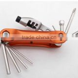 Mountain Bicycle Tools Sets & Multi Repair Tool Kit 10 in 1