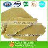 100% natural candle material yellow bee wax
