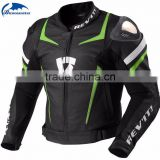 Revit Stellar Men Motorcycle Leather Jacket                                                                         Quality Choice