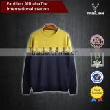 2015 new product autumn bright color sweater for school style sweater