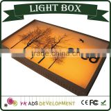 led light box sign waterproof and anti-rust CE UL RoHS LED lighting wall mounted,ceiling hanging                                                                         Quality Choice
