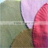 WHOLESALE 8 wale wide wale dyed corduroy fabric for sale cheap