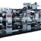 Labelsource Automatic UV Ink Rotary Letterpress Color Printing Machine Roll to Roll Printing Machine