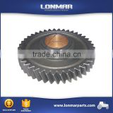 Agriculture machinery parts high quality transmission gear for massy ferguson mf 1686467M91