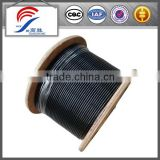 factory price elevator nylon rope tension