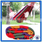Double/single Hammock Outdoor Swing Camping Hanging Canvas Bed/Hammock Straps/Parachute Hammock