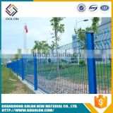 Professional manufacture chain link baseball field fence