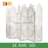 Handmade Standing Folding Room Dividers tall wood carved Partitions Screen New