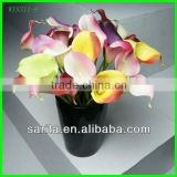 high quality artificial real touch calla lilies wholesale