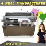 2016 industrial t shirt printer direct to garment printing machine direct to garment printer