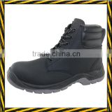 S3 standard microfiber leather PU rubber sole mens leather shoes boots
