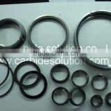Customized tungsten carbide (T.C )face seal rings /mechanical seal rings with factory price