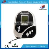 High quality mechanical treadmill digital speed meter