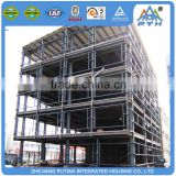 Factory price wholesale low cost prefabricated steel structure commercial homes buildings