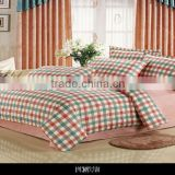 2015 the lastest geometric pattern bed sheets hot selling bedding set cotton fabric bedding set