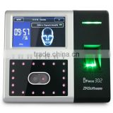 face recognition biometric machine iFace302 iFace301